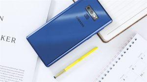 Unlock, mở khóa mạng Samsung Note 9 sprint