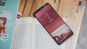 Unlock, mở mạng samsung galaxy S8, S8 Plus Nhật Bản